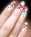 О рисунках на ногтях