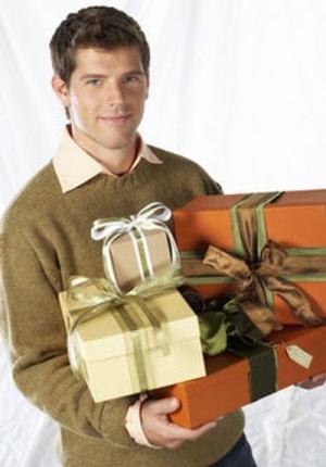 Сервис обмена подарками в