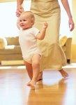 Первые шаги твоего малыша