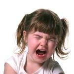 Почему малыш капризничает?