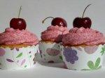 Десерт «Кексы с заварным кремом»