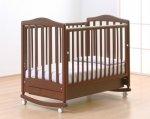 Кроватка для малыша. Критерии выбора