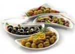Закуски из маслин для вечера в испанском стиле
